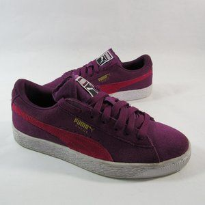 Puma Suede Leather Classic Sneakers